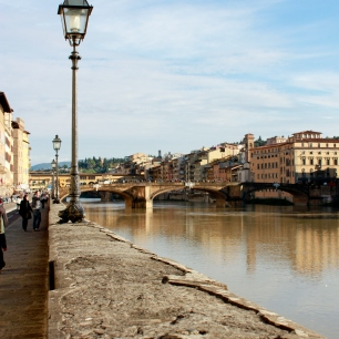 The Arno - Firenze - Italy