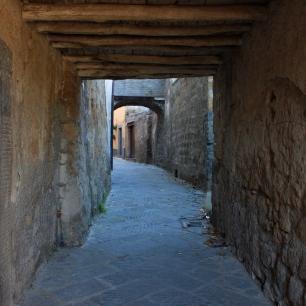 Alleyway Umbria