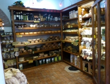 Cheese shop - Pienza