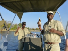 Fishing - Okavango Delta