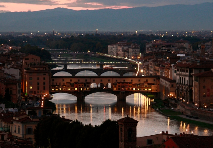 Ponte Vecchio - Firenze - Italy