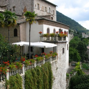 Hanging Gardens - Tuscany Italy