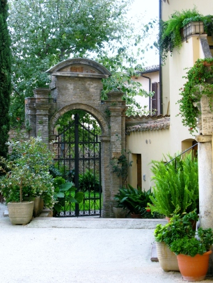 Garden Gates - Tuscany